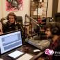 Intervju i radiostudion