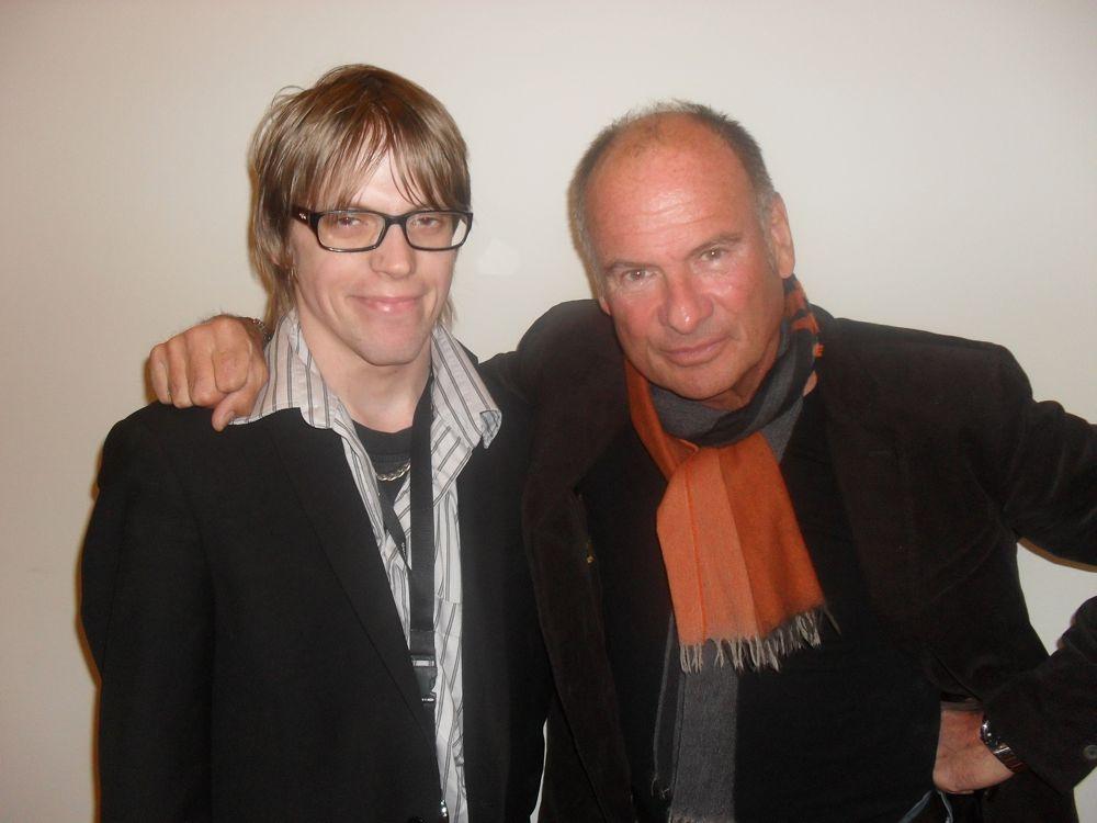 Fredrik och Lasse Holm