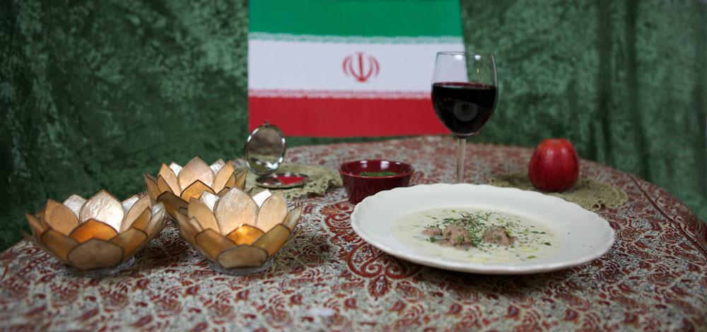 Persisk soppa